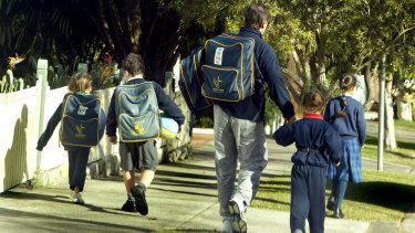 Parents can return to school grounds for graduations, speech days, P&C meetings