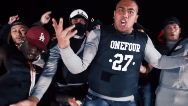OneFour are a Polynesian-Australian hip-hop group from Mount Druitt in Sydney's west.