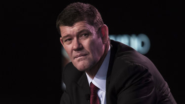 The market now knows James Packer is a willing seller.
