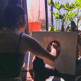 Gabriella Delaney, 20, was studying visual arts.