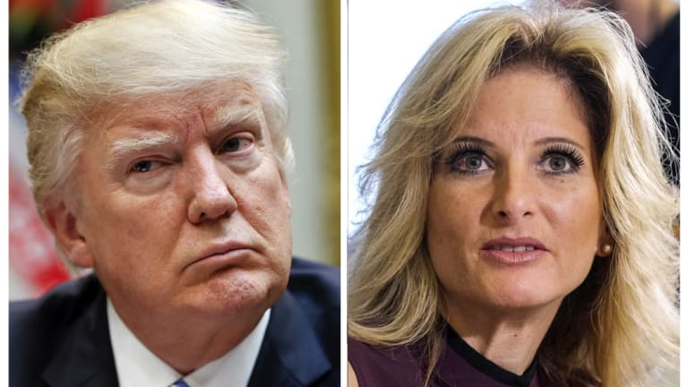 President Donald Trump has been trying to block a defamation suit brought against him by Summer Zervos.