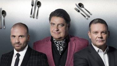 MasterChef judges George Calombaris, Matt Preston, Gary Mehigan won't be seen on Ten after Tuesday night.