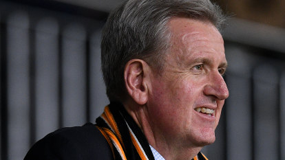 O'Farrell's Tigers future uncertain as racing exit looms