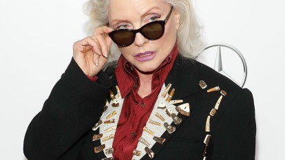 Debbie Harry: 'Does anybody have any style any more?'
