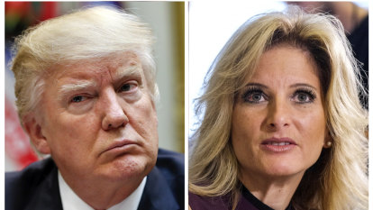 Trump agrees to be questioned in 'Apprentice' star groping case