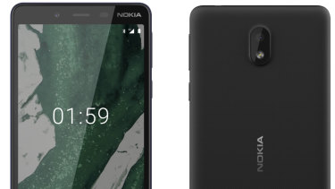 The Nokia 1 Plus looks and feels a lot nicer than last year's Nokia 1.