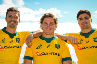 The Qantas logo will leave the Wallabies jersey at the end of 2020.