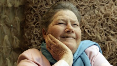 Author Colleen McCullough in 2008.