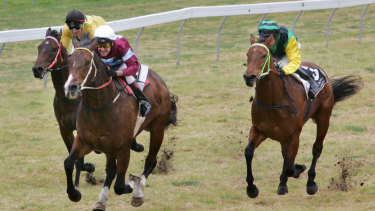 Racing action returns to Muswellbrook on Monday.