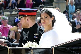 The Duke and Duchess of Sussex enjoyed strong popularity after their 2018 wedding but have taken a hit since.