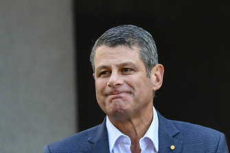 Steve Bracks was one of only a few Victorian premiers to leave office at a time of his choosing.