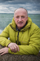 Professor Mike Tipton from the University of Portsmouth is an expert on surviving extreme temperatures.