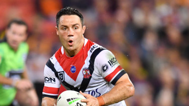 Finale: The 2019 season is expected to be Cooper Cronk's last in the NRL.