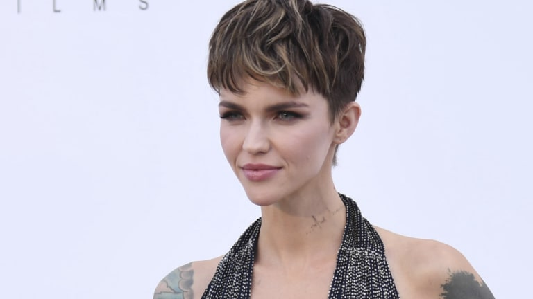 """Ruby Rose has been named the internet's """"most dangerous"""" celebrity."""