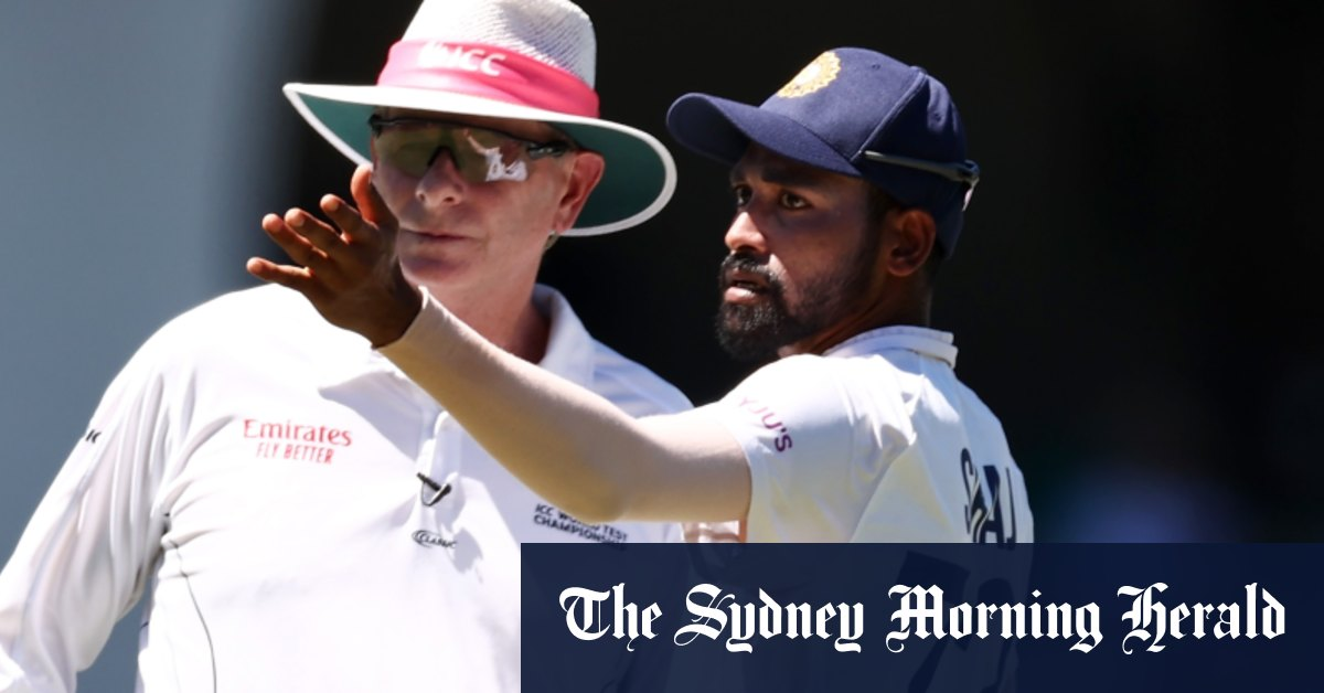 Siraj tells CA probe of racial slurs as new witness reports 'no derogatory stuff' – Sydney Morning Herald