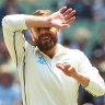 'They just rolled over': McCullum takes aim at New Zealand's tactics
