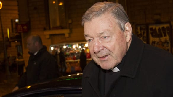 The Goss: Cardinal George Pell lets his hair down