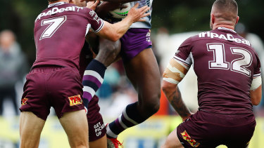 Suliasi Vunivalu is waiting for his rugby contract to be guaranteed.