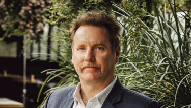 Patrick Donovan, CEO of Music Victoria