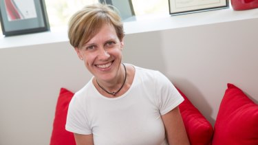 Distinguished professor of cognitive science, Anne Castles.