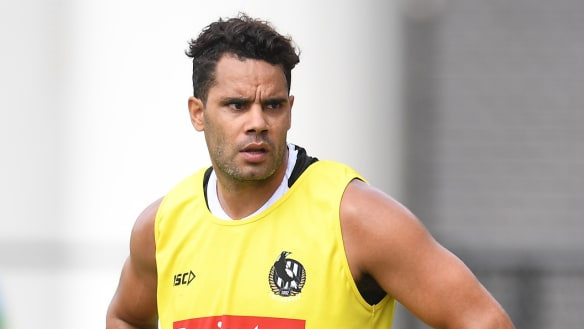 Magpie Wells tipped for VFL return