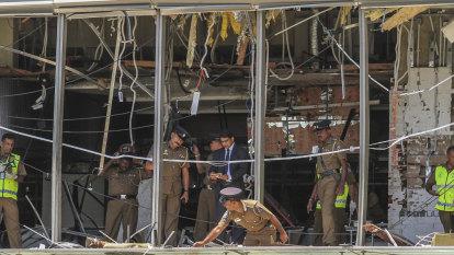 'Absolute carnage': Australians in Sri Lanka describe chaos following blasts