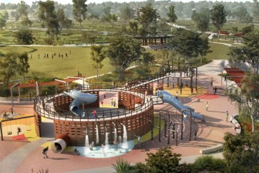 The final precinct plans for Archerfield Wetlands were released by Brisbane City Council on Tuesday.