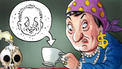 Westacott reads the tea leaves for life under Labor