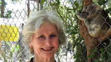 Koala conservationist Lorraine Vass has been honoured this Australia Day.