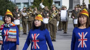 Vietnam Veterans Day Remembrance Service