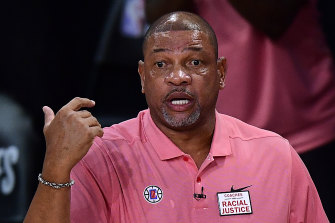 Doc Rivers is no longer coach of the Clippers.