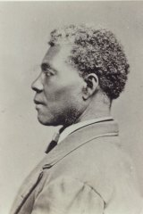 Muhammad Ali ancestor Archer Alexander, who was used as a model for the Emancipation Memorial in Washington DC.