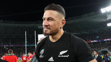 Sonny Bill Williams has received lofty comparisons after officially joining Toronto Wolfpack.