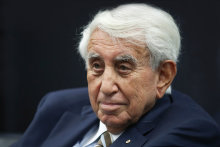 Harry Triguboff is restocking Meriton's serviced apartment holdings.
