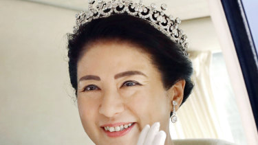 Empress Masako lived in Moscow and New York as a child.