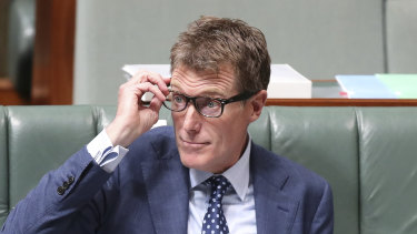 Attorney-General Christian Porter spoke to then-prime minister Malcolm Turnbull about the possibility his behaviour could compromise him.