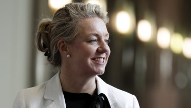 Bridget McKenzie became decentralisation minister after Malcolm Turnbull's prime ministership imploded in August.
