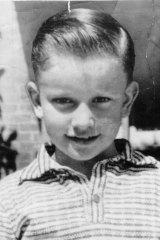 Graeme Thorne kidnapped from Bondi in 1960.