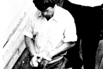James Richard Finch is found guilty of murder on October 22, 1973.
