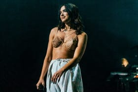 Unapologetic Dua Lipa returns to Sydney stage in a powerful way
