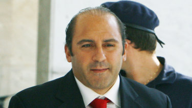 Tony Mokbel has been stabbed in Barwon Prison.