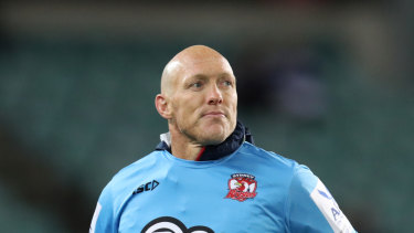 Craig Fitzgibbon is considered an NRL head-coach-in-waiting.
