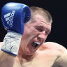'I think he broke my rib': Huni proves he's the real deal with knockout of Gallen