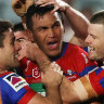 'It is his forward pack': Klemmer still the benchmark for Saifiti