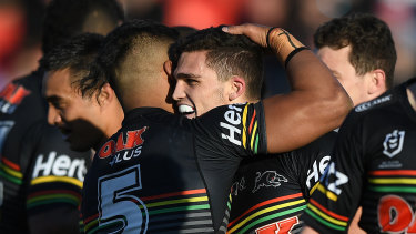 Nathan Cleary needs to take control at Penrith this year.