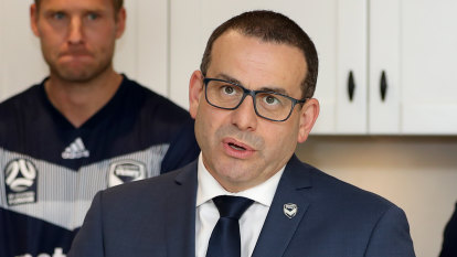 'Everyone is hurting': Di Pietro vows to stay and 'fix' Victory