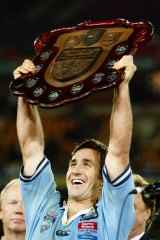 Andrew Johns was embarrassed with NSW's preparation for the final State of Origin match in 2003.