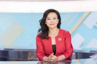 Detained Australian journalist Cheng Lei.