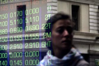 The Australian sharemarket added 0.6 per cent on Tuesday.