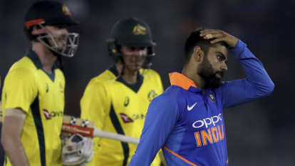 No excuses, no panic: Kohli seeing big picture after Australia loss
